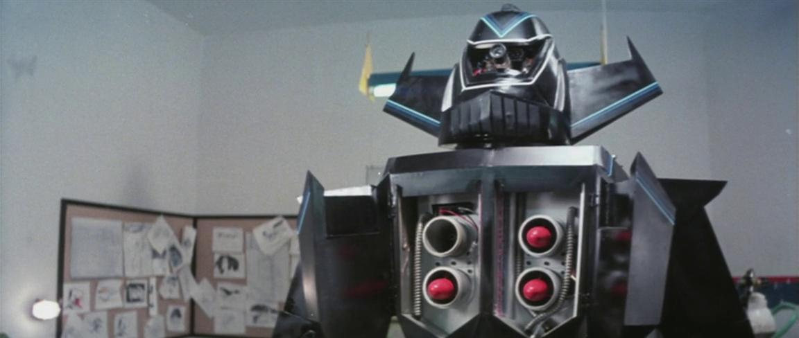 Aces 2 robot